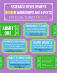 Research Development Winter Workshops and Events